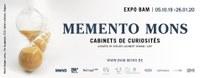 Memento Mons. Cabinets de curiosités